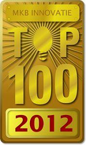 Most innovative MKB 2012