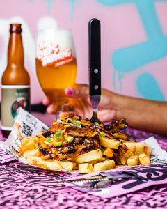 Vegan Junkfood Bar and Heppi from Ojah