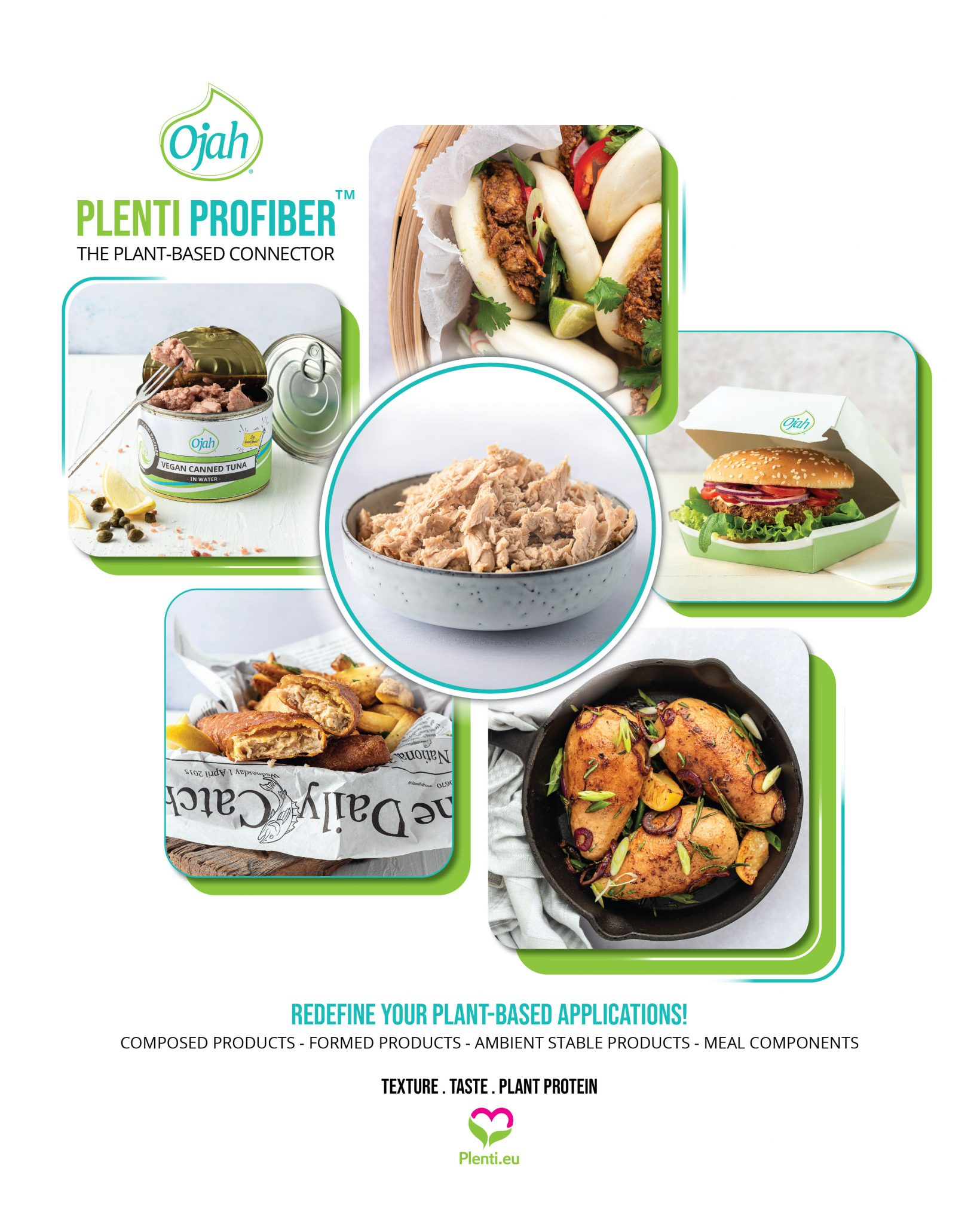 Plenti ProFiber - The Plant-Based Connector